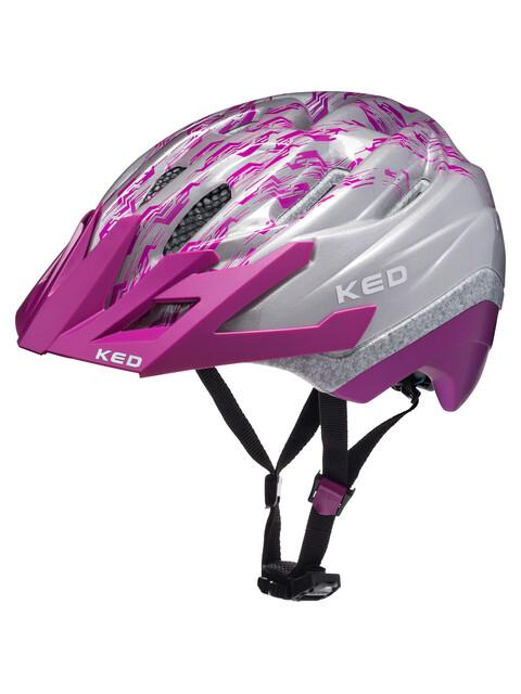 KED Dera II K-Star Helmet Kids Violett